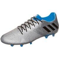 Adidas Messi 16.3 FG Men silver metallic/core black/shock blue