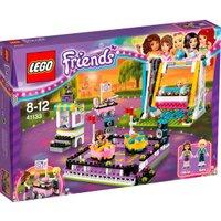 LEGO Friends - Amusement Park Bumper Cars (41133)