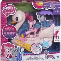 My Little Pony Swan and Boat (B3600)