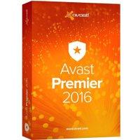 Avast! Premier 2016 (3 User) (2 Years)