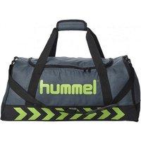 Hummel Authentic Sports Bag XS dark slate/green flash