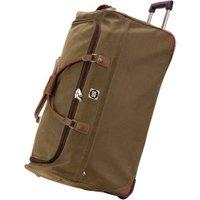 Hauptstadtkoffer Tiergarten Wheeled Travel Bag 77 cm brown