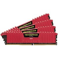 Corsair Vengeance Red 32GB Kit DDR4-3000 CL15 (CMK32GX4M4C3000C15R)