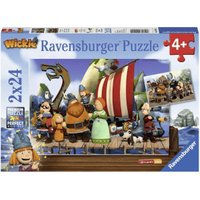 Ravensburger Wickie (2 x 24)