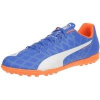 Puma evoSPEED 5.4 TT electric blue lemonade/white/orange clown fish