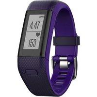 Garmin Vivosmart HR+ purple