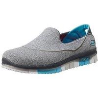 Skechers Go Flex Walk charcoal/blue
