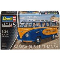 Revell VW T1 Samba Bus Lufthansa