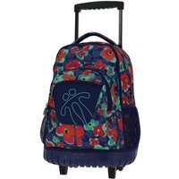 Totto Renglones Wheeled Backpack