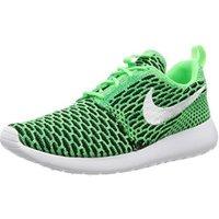 Nike Roshe One Flyknit Wmn voltage green/white/lucid green