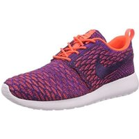 Nike Roshe One Flyknit Wmn total crimson/vivid purple/bleached lilac/grand purple