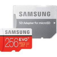 Samsung EVO Plus microSDXC 256GB UHS-I U3 (MB-MC256DA)