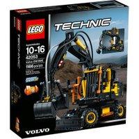 LEGO Technic - Volvo EW160E (42053)