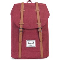 Herschel Retreat Backpack winetasting crosshatch
