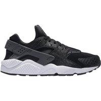 Nike Air Huarache Premium black/white/dark grey