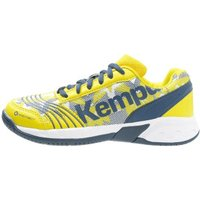 Kempa Attack Jr. blazing yellow/petrol/white