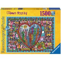 Ravensburger All that Love in the Middle of the City
