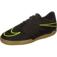 Nike Jr. Hypervenom Phelon II IC black/black/volt