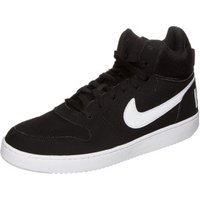 Nike Court Borough Mid black/white