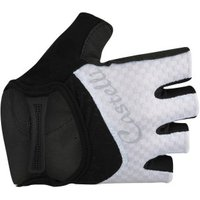 Castelli Arenberg W Gel Glove white/black