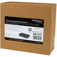 StarTech 5-Port Fast Ethernet Switch (IES5102)