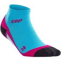 CEP Low-Cut Socks hawaii blue/pink