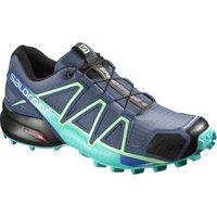Salomon Speedcross 4 W slateblue/spa blue/fresh green