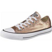 Converse Chuck Taylor All Star Metallic Ox - metallic sunset glow/white
