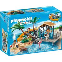 Playmobil Family Fun - Island Juice Bar (6979)