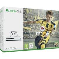 Microsoft Xbox One S 500GB + FIFA 17