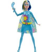 Barbie Princess Power Hero Fashion Doll - Blue