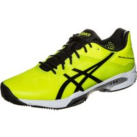 Asics Gel-Solution Speed 3 Clay safety yellow/black/white