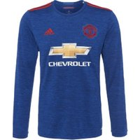Adidas Manchester United Away Jersey 2016/2017 longsleeve