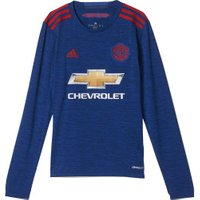 Adidas Manchester United Away Jersey Youth 2016/2017 longsleeve