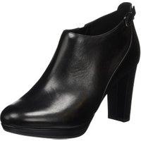 Clarks Amos Kendra Spice black leather