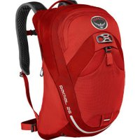 Osprey Radial 26 lava red