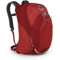 Osprey Radial 34 lava red