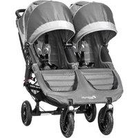 Baby Jogger City Mini GT Double Steel/Gray