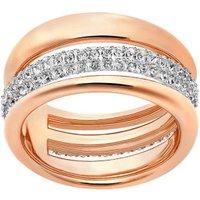 Swarovski Ring Exact rosé 55