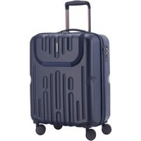 Hauptstadtkoffer Havel Spinner 55 cm dark blue