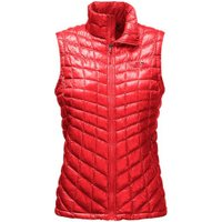 The North Face Women's Thermoball Vest high risk red