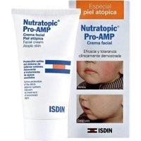 Isdin Nutratopic Pro-Amp Facial Cream Atopic Skin (50ml)