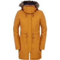 The North Face Zaneck Jacket Women citrine yellow