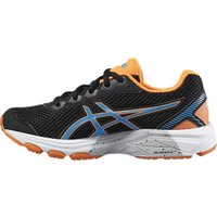 Asics Gt-1000 5 GS black/blue jewel/hot orange