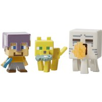 Mattel Minicraft Mini-Figure 3-Pack