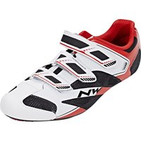 Northwave Sonic 2 Road white/black/red