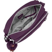 Kipling Deena plum purple