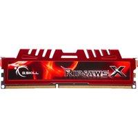G.SKill RipjawsX 8GB DDR3-1600 CL9 (F3-1600C9S-8GXLL)