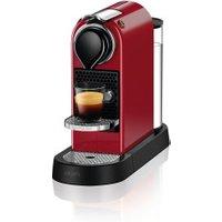Krups Nespresso New CitiZ XN 7405 Cherry Red