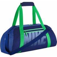 Nike Women's Gym Club Training Duffel Bag 56 cm deep royal blue/spring leaf/chalk blue (BA5167)